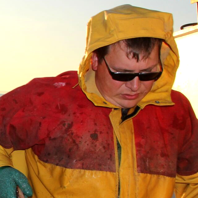The fisherman Gunnar Noste