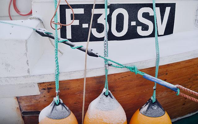 Fishingboat - Norway King Crab