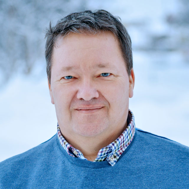 CEO in Norway King Crab, Svein Ruud
